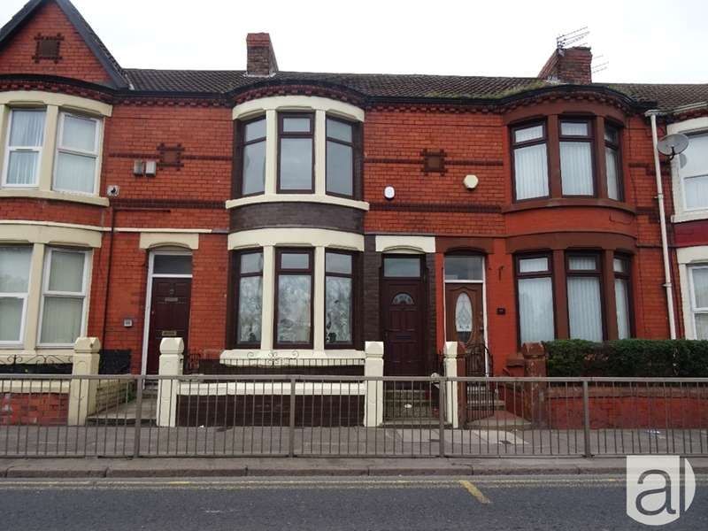 3 Bedrooms Terraced House for sale in Walton Lane Walton L4