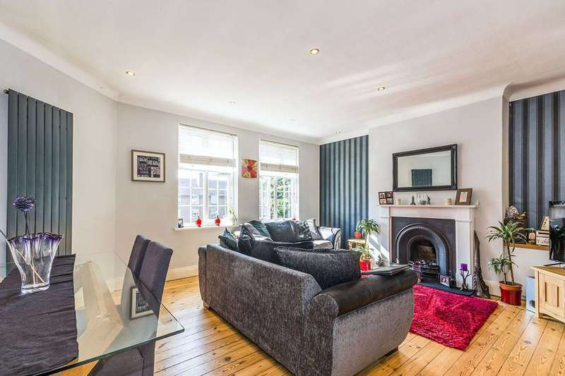 2 Bedrooms Flat for sale in Birkenhead Avenue, Kingston, KT2
