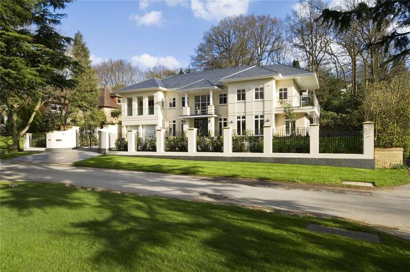 6 Bedrooms Detached House for sale in Camp Road, Gerrards Cross, Buckinghamshire, SL9