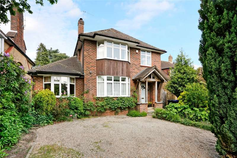 3 Bedrooms Detached House for sale in Thornbridge Road, Iver, Buckinghamshire, SL0