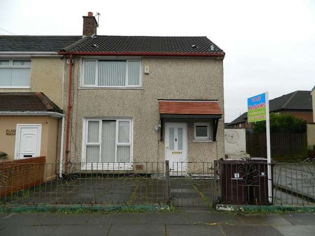 2 Bedrooms End Of Terrace House for rent in Digmoor Road, Liverpool, L32