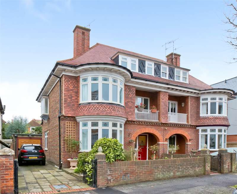 5 Bedrooms Semi Detached House for sale in Hove Street, Hove, East Sussex, BN3