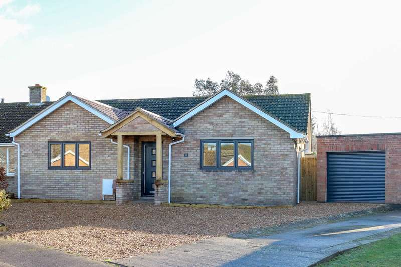 3 Bedrooms Bungalow for sale in Rumbolds Close, Benson