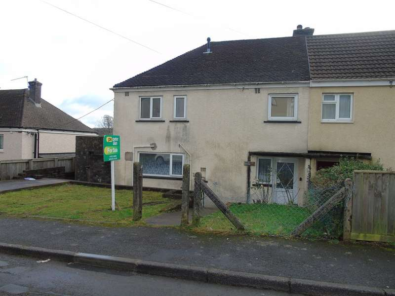 3 Bedrooms Semi Detached House for sale in Greys Road, Cwmfields, Pontypool