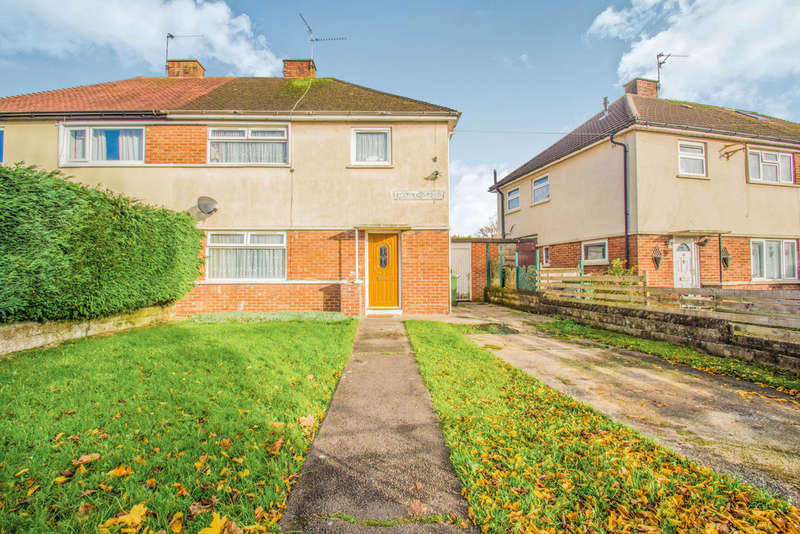 3 Bedrooms Semi Detached House for sale in Festiniog Road, Cardiff