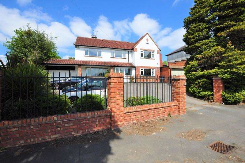5 Bedrooms Detached House for sale in Spies Lane, Halesowen, Birmingham, B62 9SL