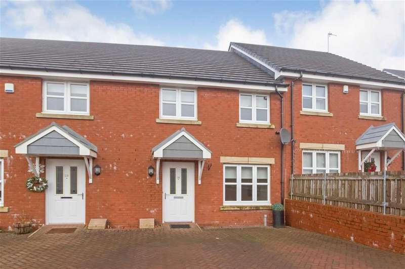 3 Bedrooms Terraced House for sale in Bancroft Avenue, Lindsayfield, EAST KILBRIDE