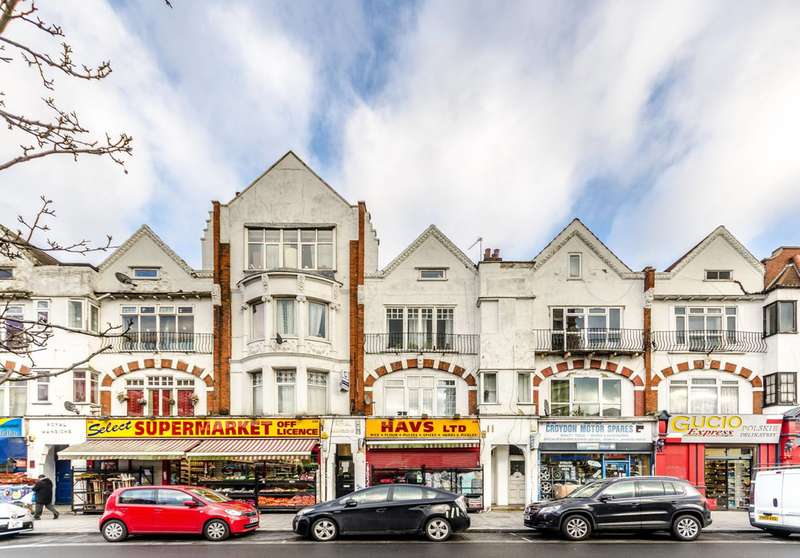 2 Bedrooms Flat for sale in London Road, Croydon, CR0