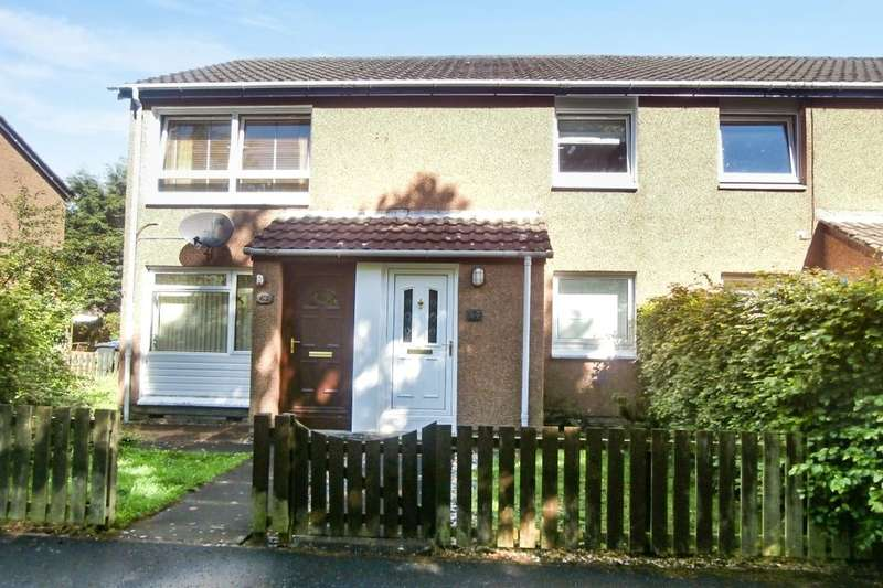 2 Bedrooms Flat for sale in Spottiswoode Gardens, Mid Calder, Livingston, EH53