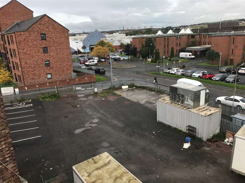 Land Commercial for rent in Westmuir Street, Glasgow