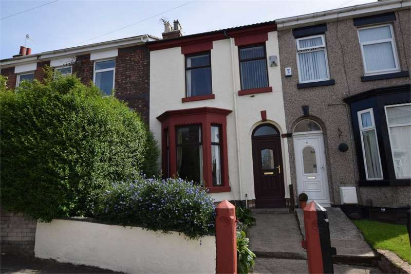3 Bedrooms Terraced House for sale in Stuart Road, Devonshire Park