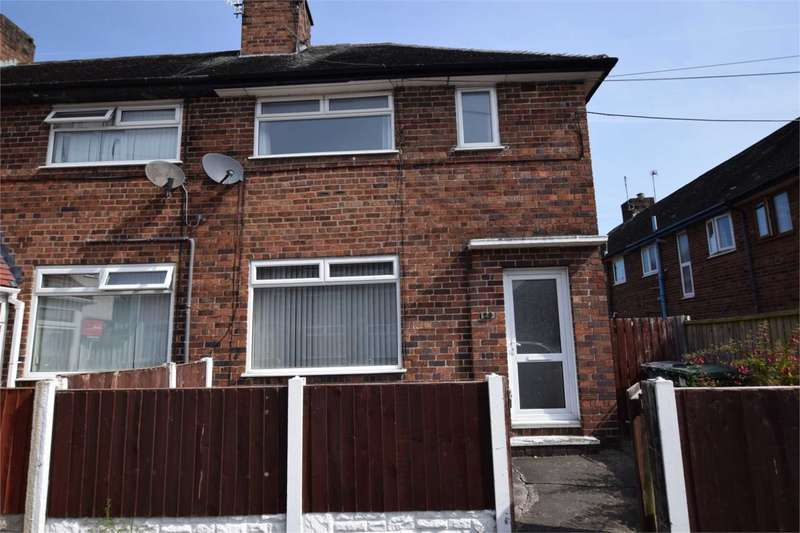 3 Bedrooms End Of Terrace House for sale in St Pauls Close, Rock Ferry