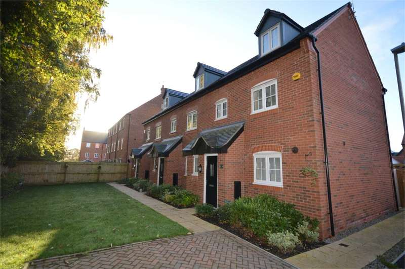3 Bedrooms End Of Terrace House for sale in Wyndham Close, Eastham