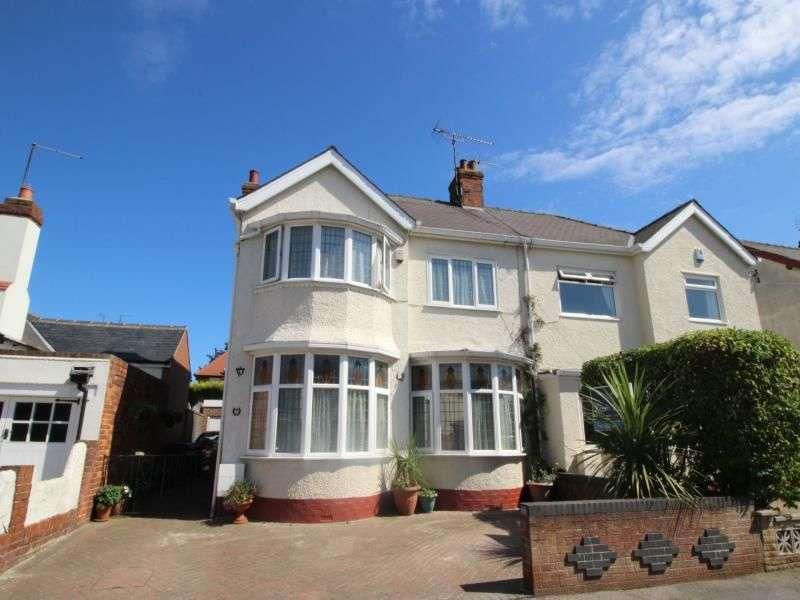 3 Bedrooms Semi Detached House for sale in St. James Road, Bridlington, YO15