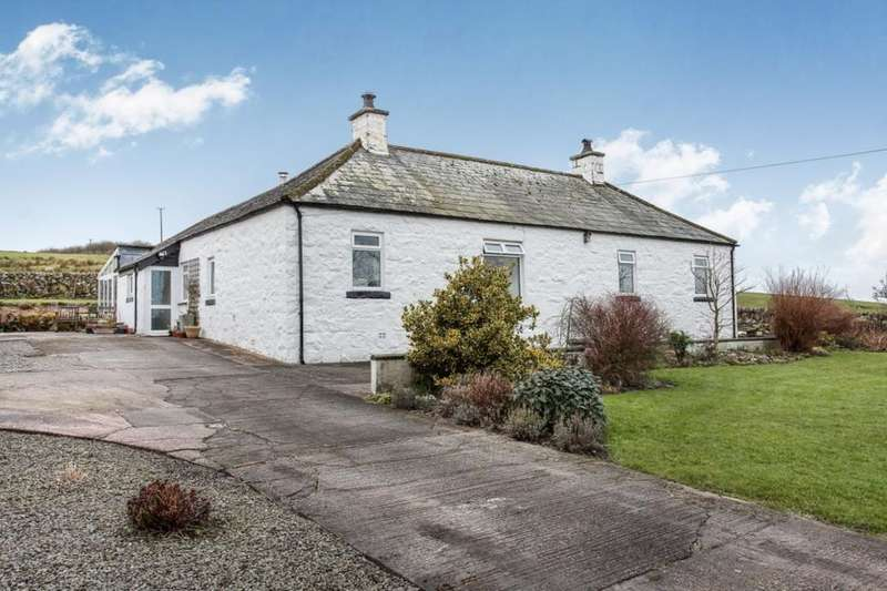 3 Bedrooms Detached Bungalow for sale in Kirkgunzeon, Dumfries, DG2