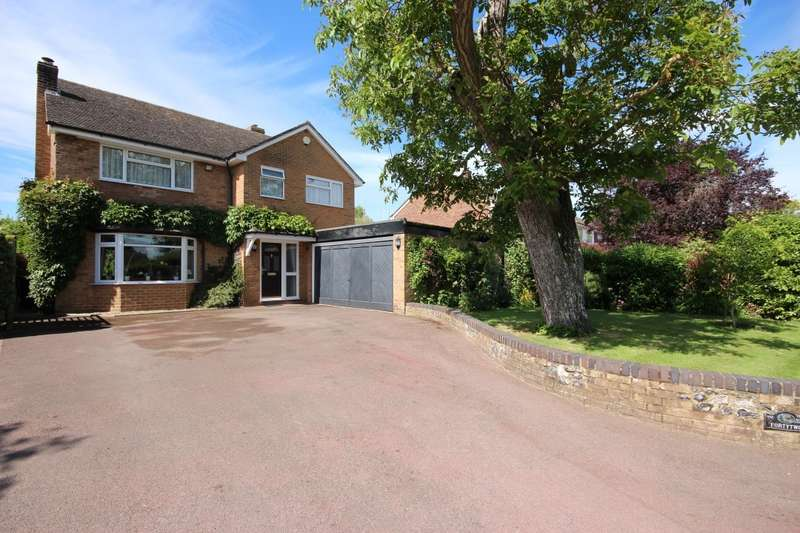 4 Bedrooms Detached House for sale in Orchard Gardens, West Challow, OX12