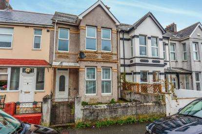 3 Bedrooms Terraced House for sale in Torpoint, Cornwall, England