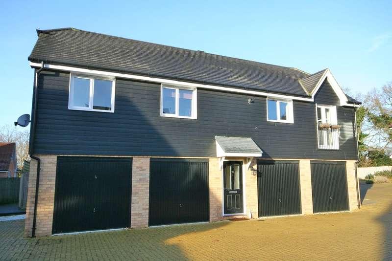 2 Bedrooms Detached House for sale in Billingshurst