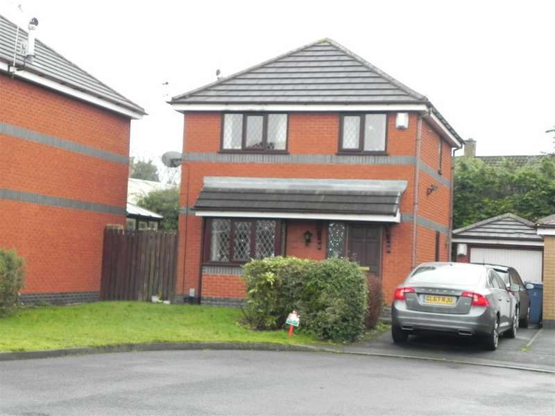 3 Bedrooms Detached House for sale in Canterbury Park, Liverpool