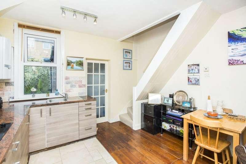 2 Bedrooms Terraced House for sale in Tavistock Road, London, E15 4EP