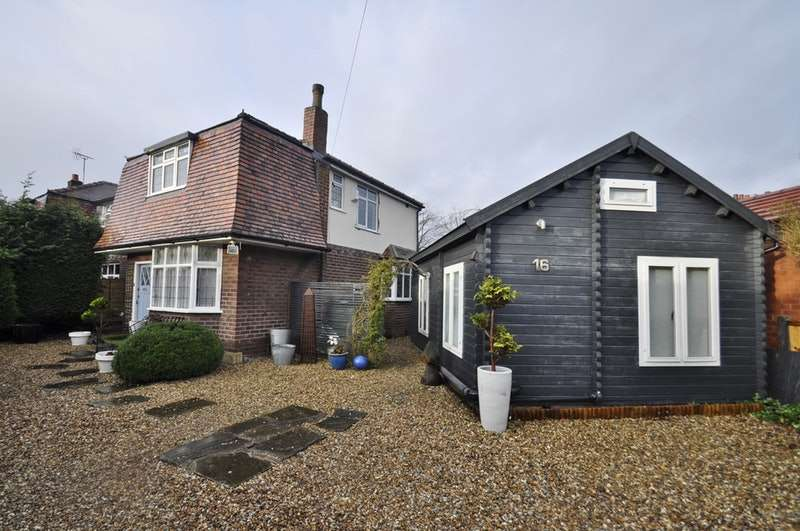 3 Bedrooms Semi Detached House for sale in Wilford Avenue, SALE, Cheshire, M33