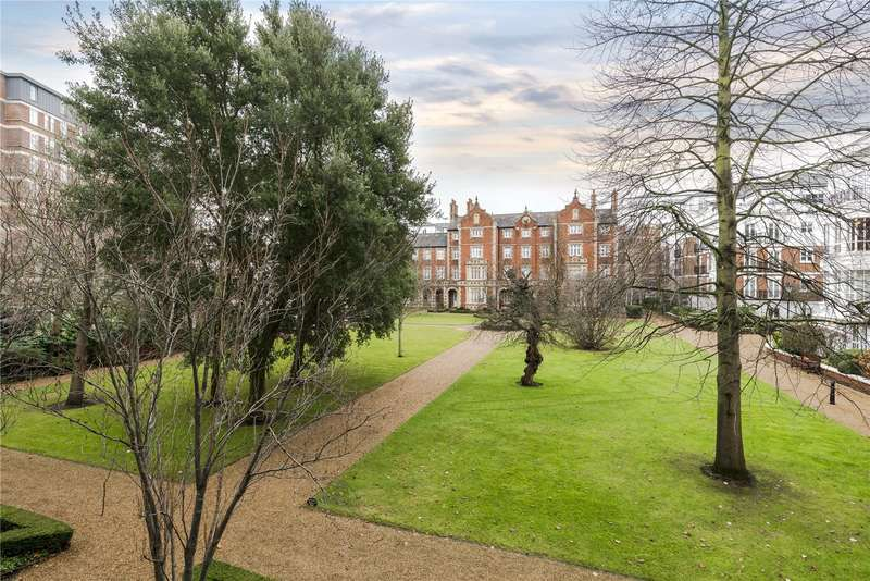 2 Bedrooms Flat for sale in Sandalwood Mansions, Stone Hall Gardens, London, W8