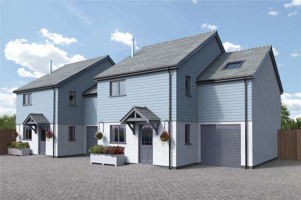 3 Bedrooms Detached House for sale in St Georges Road, Hayle, Cornwall