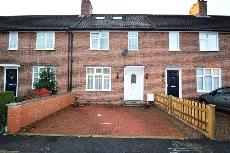 4 Bedrooms Terraced House for rent in Abbotsbury Road, Morden