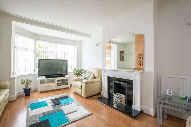 4 Bedrooms Semi Detached House for sale in Exeter Road, Southgate, London, N14