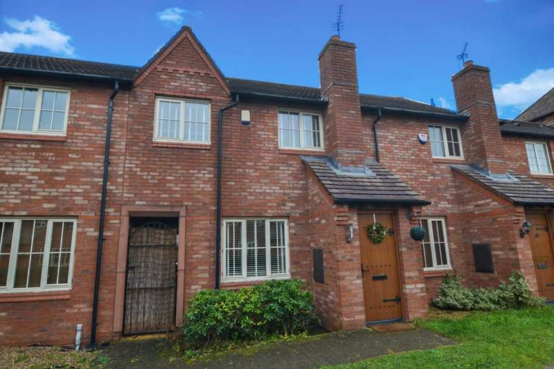 3 Bedrooms Mews House for sale in Archers Green, Warrington