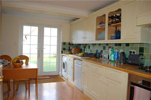 3 Bedrooms Detached House for rent in The Paddock, Longworth, ABINGDON, Oxfordshire, OX13