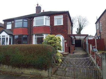 3 Bedrooms Semi Detached House for sale in Gorse Road, Swinton, Manchester, Greater Manchester