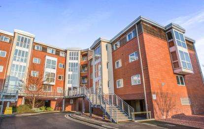2 Bedrooms Flat for sale in Nautica, The Waterfront, Selby