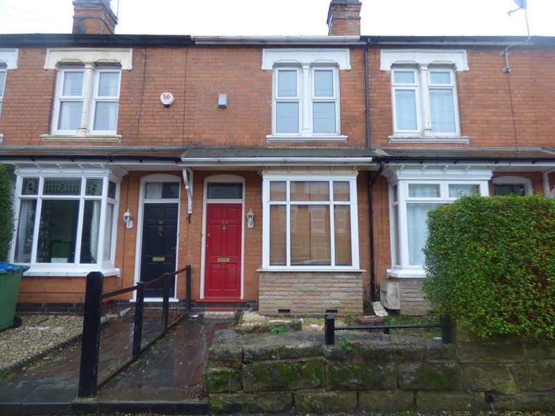2 Bedrooms Terraced House for rent in Upper St Mary's Road, Bearwood, Birmingham, B67 5JR