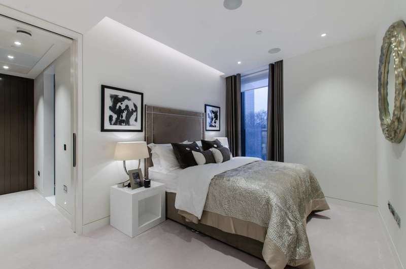 3 Bedrooms Flat for sale in Riverwalk, Westminster, SW1P