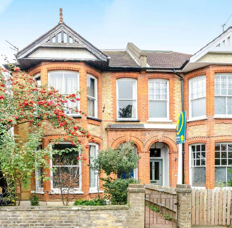3 Bedrooms Flat for sale in Thornbury Road, Isleworth, TW7