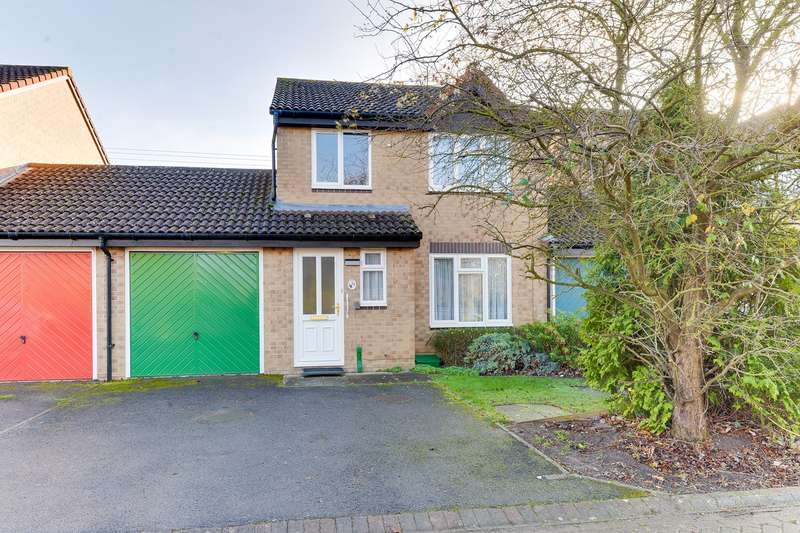3 Bedrooms Link Detached House for sale in Armingford Crescent, Melbourn, Royston, SG8