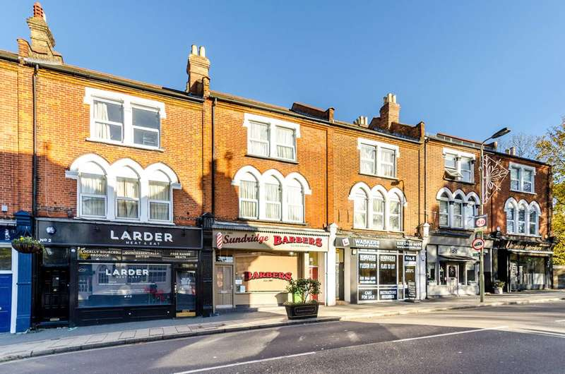 3 Bedrooms Maisonette Flat for sale in Plaistow Lane, Sundridge Park, BR1