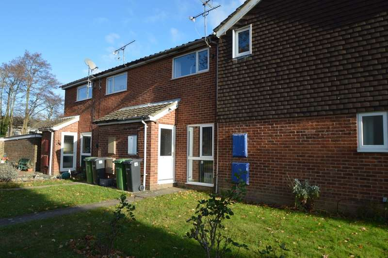 2 Bedrooms Terraced House for sale in Launceston Drive, Boyatt Wood