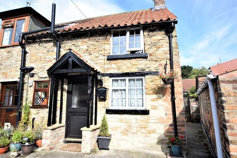 1 Bedroom Cottage House for sale in Garth Cottages,