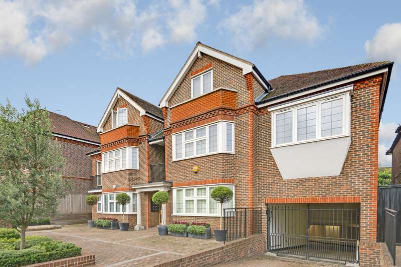 2 Bedrooms Flat for sale in Finchley Road, Golders Green