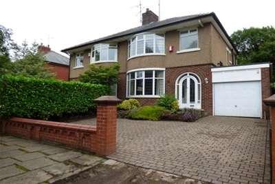 3 Bedrooms Semi Detached House for rent in West Leigh Road, Lammack, Blackburn