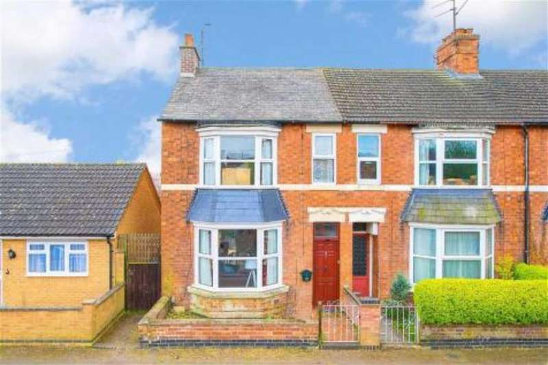 3 Bedrooms End Of Terrace House for rent in Roundhill Road, Kettering