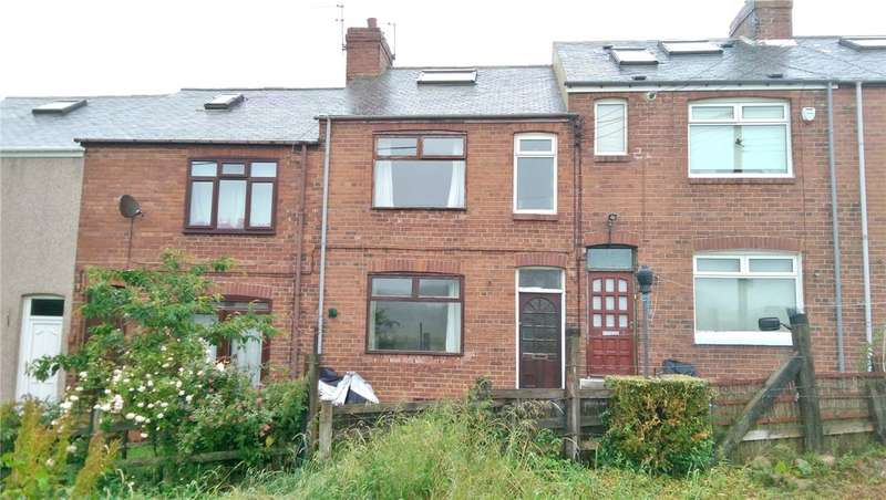 2 Bedrooms Terraced House for sale in Edna Street, Bowburn, Durham, DH6