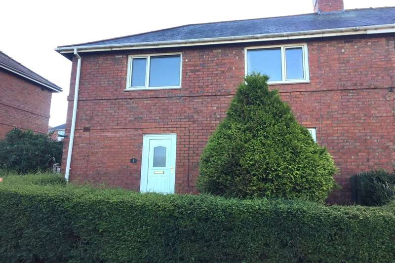 3 Bedrooms Semi Detached House for sale in Carlyle Crescent, Swalwell, Newcastle Upon Tyne, NE16