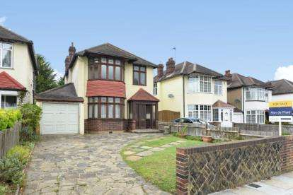 4 Bedrooms Detached House for sale in Green Lane, London