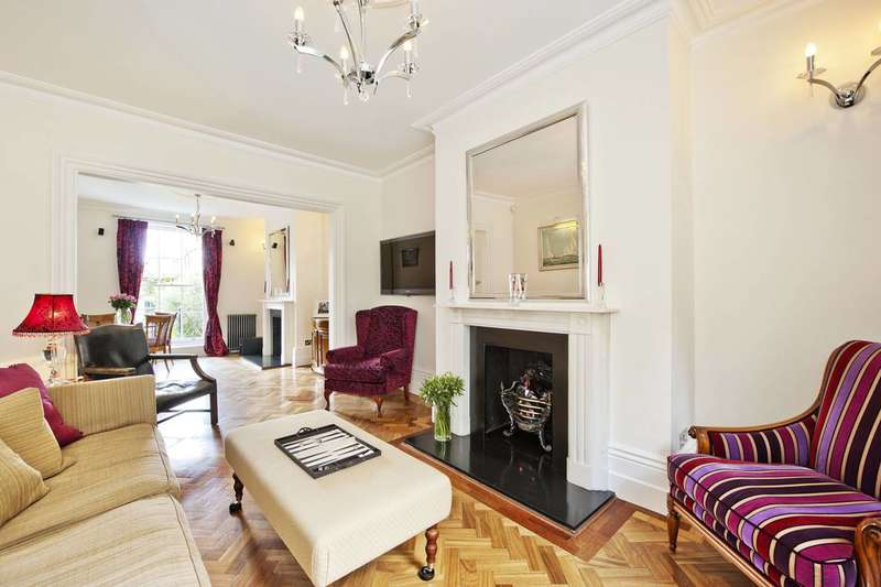 6 Bedrooms House for rent in Crooms Hill, Greenwich, SE10
