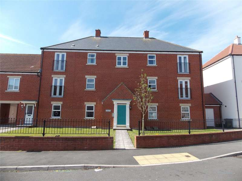 2 Bedrooms Flat for sale in Marconi Drive Highbridge Somerset TA9