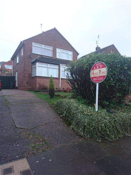 2 Bedrooms Semi Detached House for rent in Booths Lane, Great Barr, Birmingham
