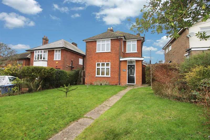 3 Bedrooms Detached House for sale in Windward House, Bristol Hill, Shotley Gate